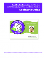 CFK Classroom Training  Trainers' Guide
